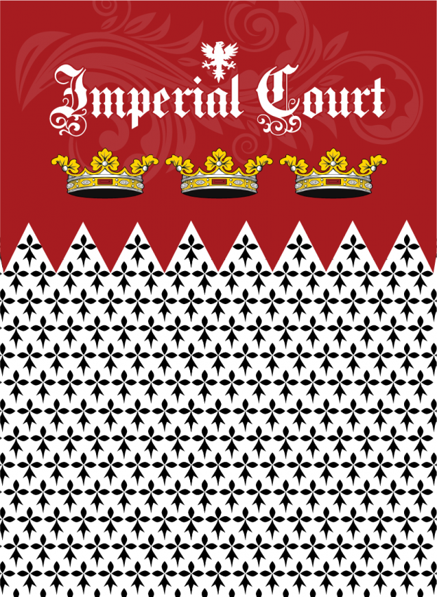 Imperial court card
