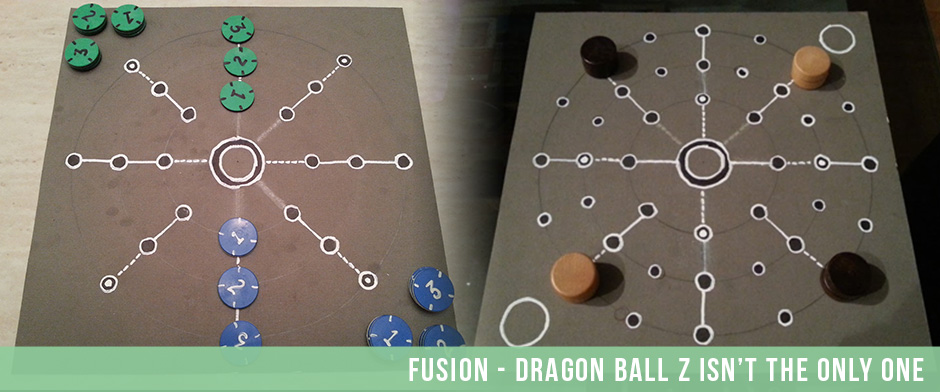 The fusion of two minds – Game evolution