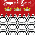 Imperial Court Card Back