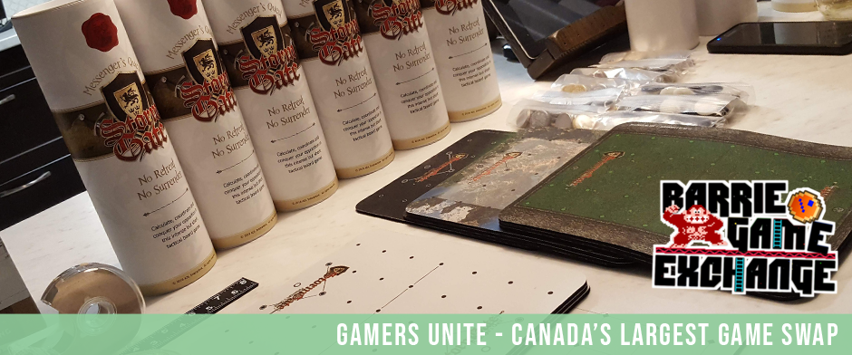 Barrie Game Exchange 2019