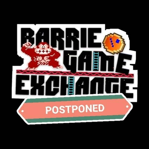 Barrie Game Exchange